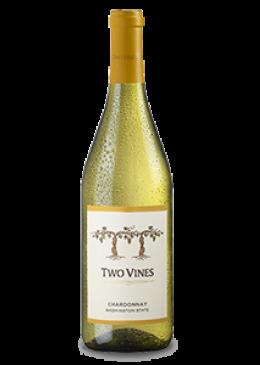 TWO VINES Chardonnay 2017