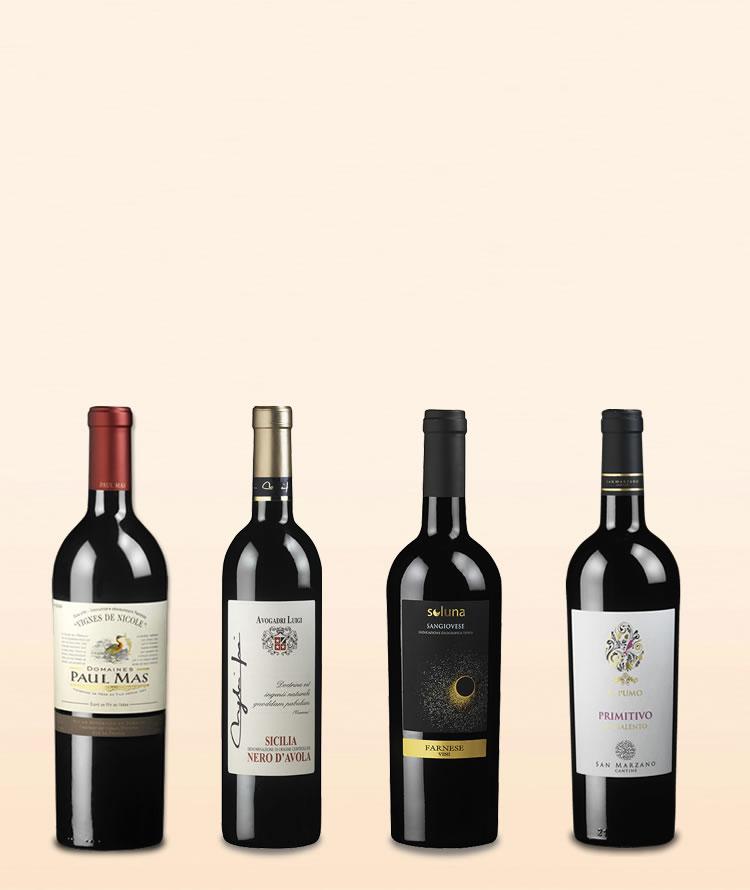 Meistgekaufte Rotweine