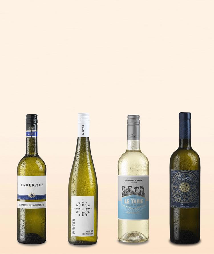 Meistgekaufte Weißweine