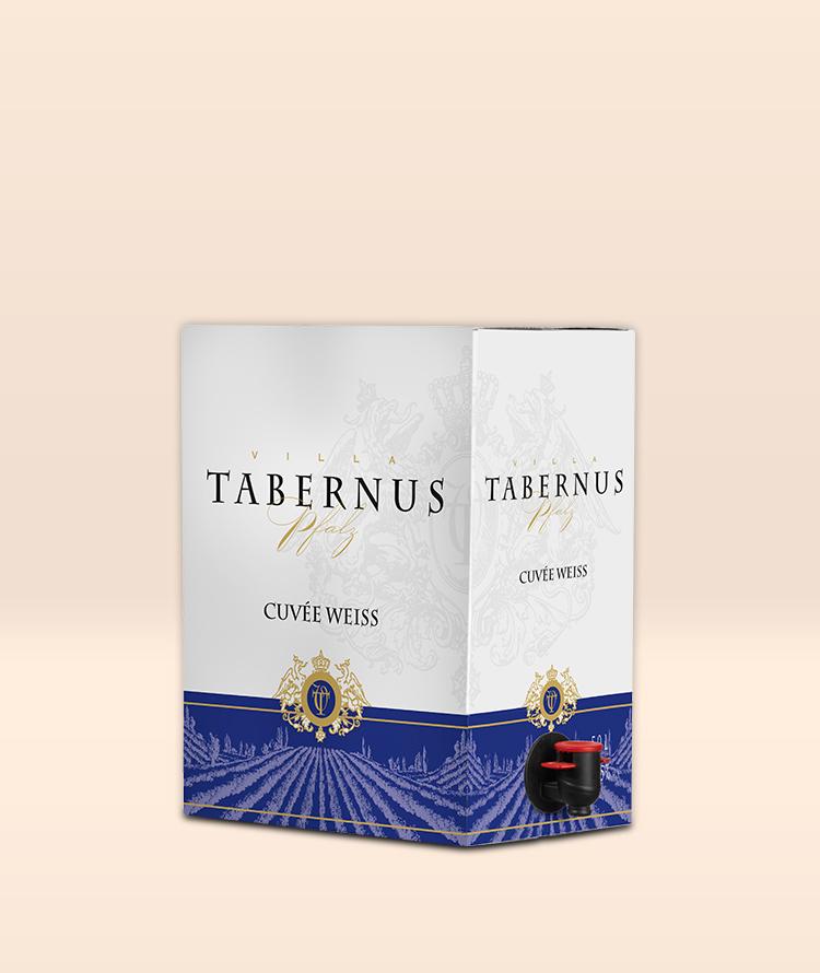 VILLA TABERNUS Cuvée Weiß 2018 - 5 l