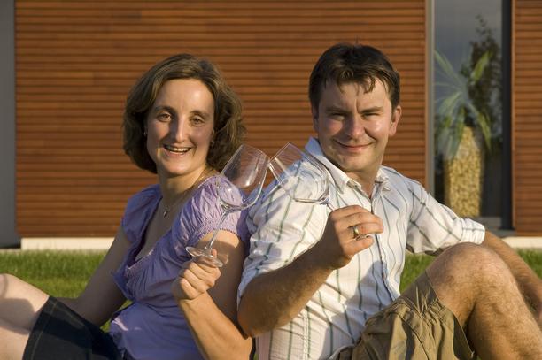 Jürgen und Carolin Hofmann in Appenheim