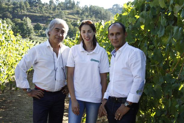 Familie Meireles in Felgueiras