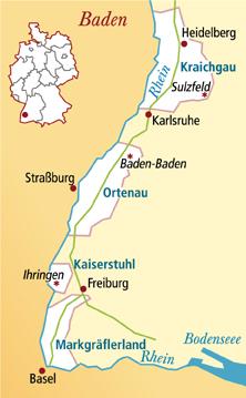 Markgräfler Land Deutschland