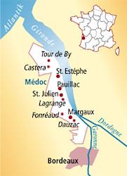 Bordeaux Cru Frankreich