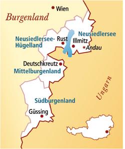 Burgenland Österreich