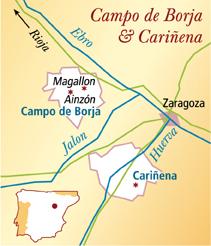 Carinena Spanien