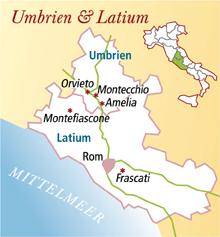 Lazio Italien