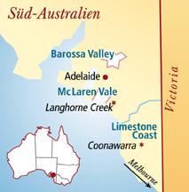 McLaren Vale Australien