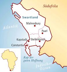 Darling Südafrika