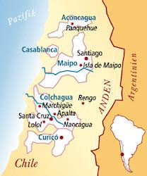 Valle de Curico Chile
