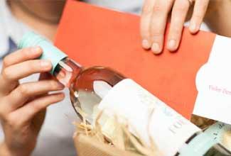 Geschenkgutscheine - Einstieg ins Wein-Erlebnis